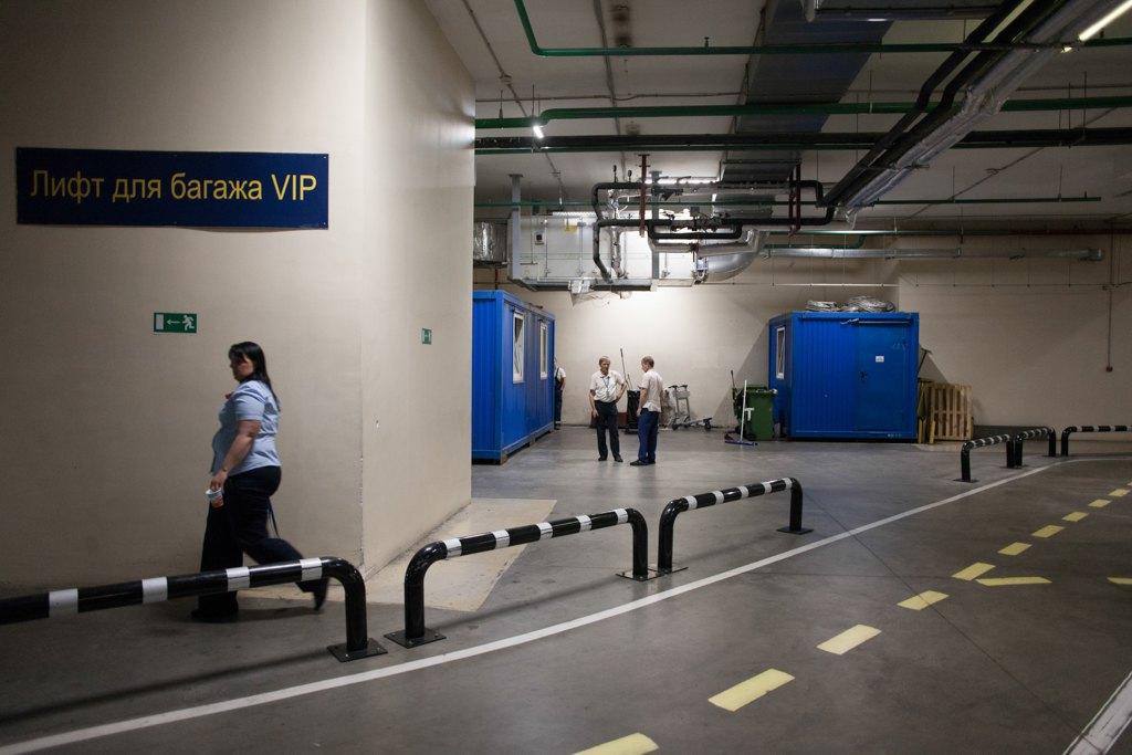 Шереметьево изнутри: Что никогда не видят пассажиры аэропорта. Изображение № 21.