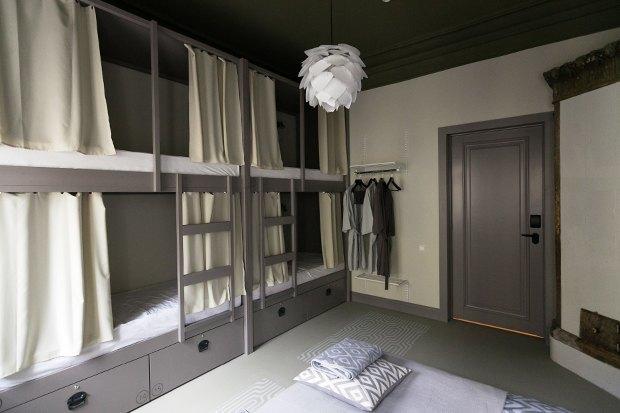 Свежий номер: 10 новых хостелов вПетербурге. Изображение № 1.