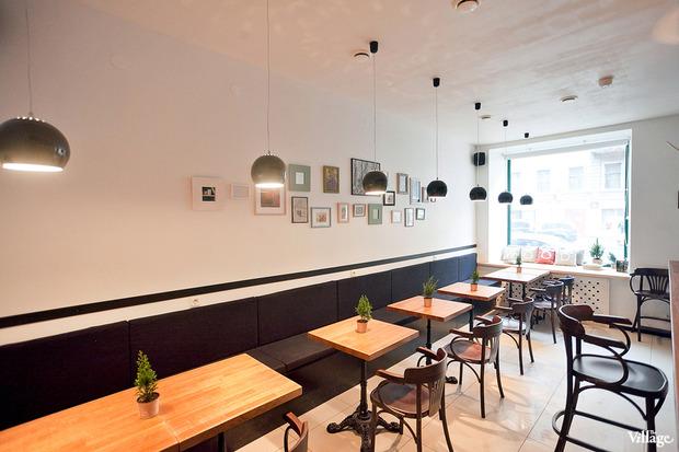 Новое место (Петербург): Кафе-бар Wood. Изображение № 4.