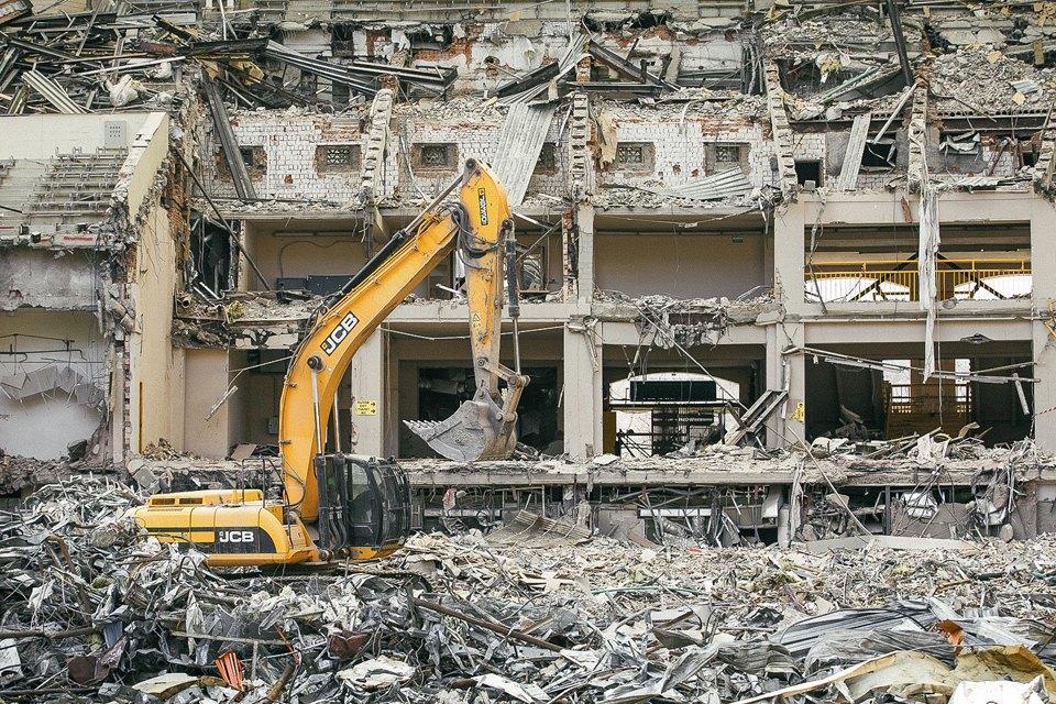 Как сейчас выглядит стадион «Лужники». Изображение № 9.