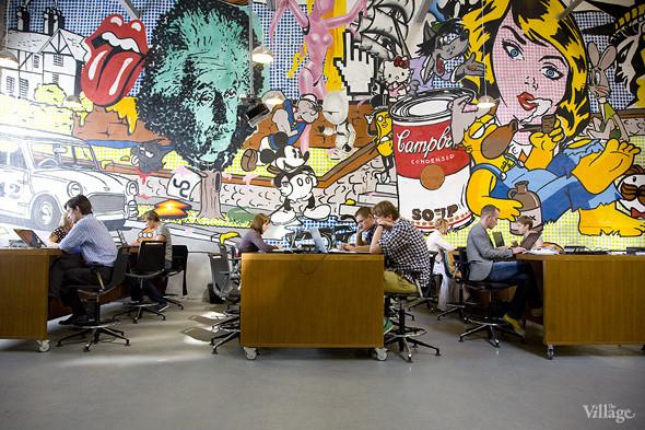 Офис недели: Агентство Action!. Изображение № 3.