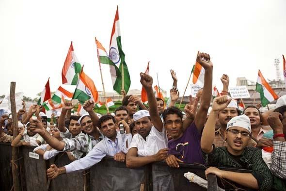 Народ против: Главные протесты 2011 года. Изображение № 34.