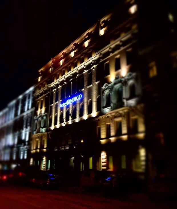 В Петербурге открылся первый отель сети Hotel Indigo. Изображение № 3.