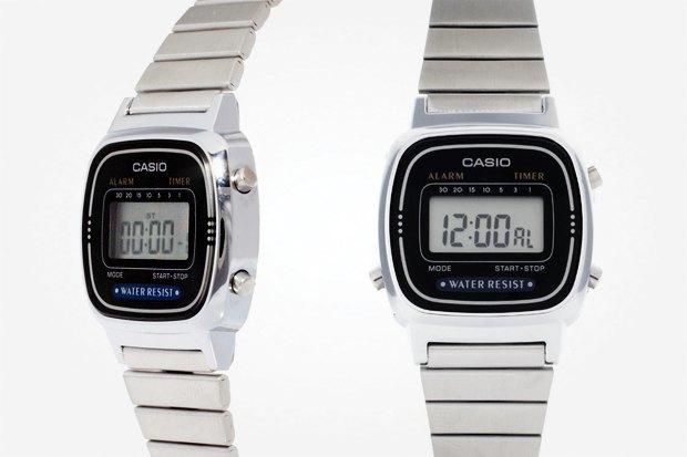 Лучше меньше: Где покупать часы Casio в Петербурге. Изображение № 1.