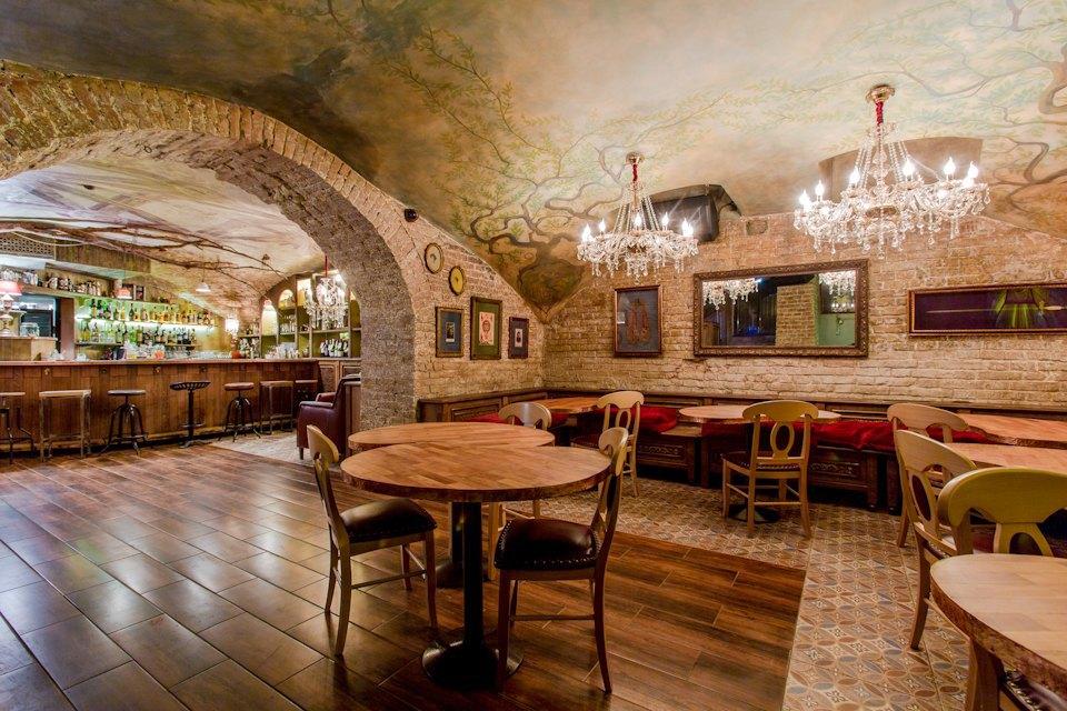Ресторан ибар Mitzva bar. Изображение № 1.