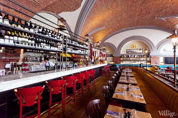 Новое место: Ресторан Jamie's Italian. Изображение № 8.