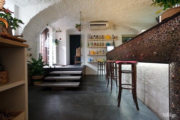 Новое место (Петербург): Кафе-бар Leica. Изображение № 1.