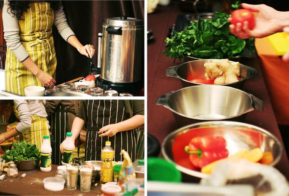 Время есть: Репортаж с аюрведического кулинарного мастер-класса. Изображение № 5.