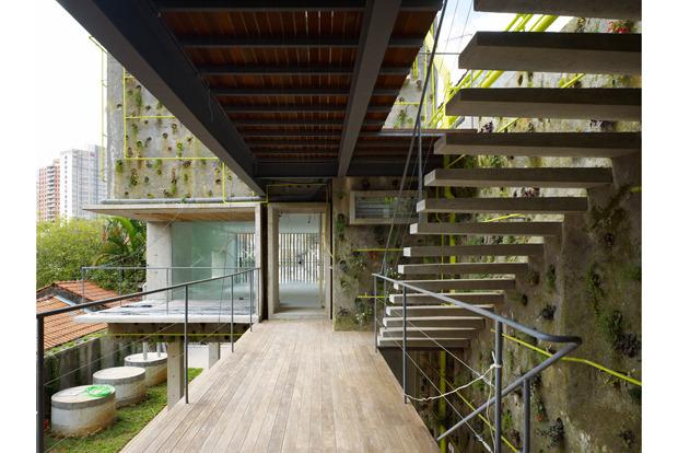 Дизайн от природы: Тропическая архитектура Бразилии. Изображение № 17.
