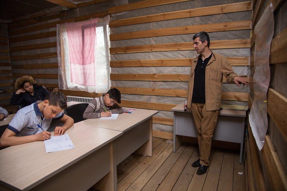 Дети, которых нет: Как проходят занятия в ногинской школе для сирийских беженцев. Изображение № 13.