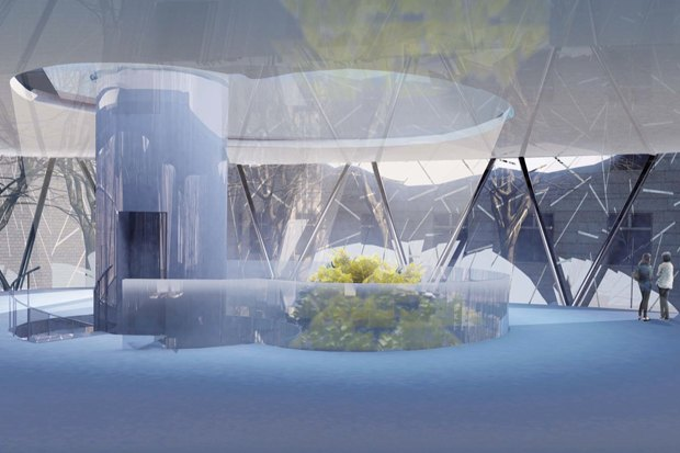 Каким будет музей Булгакова: концепция Габриеле Филиппини. Изображение № 22.
