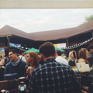 Московские фуди напервом фестивале Street Food Weekend  вКалининграде. Изображение № 63.
