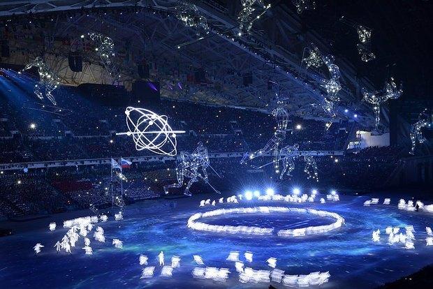 Куда люди смотрят: Что внутри Олимпийских стадионов. Изображение № 4.