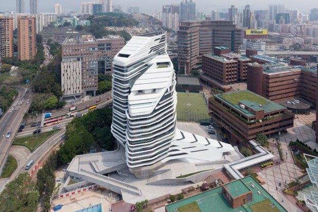 10лучших зданий первой половины 2014года. Изображение № 4.