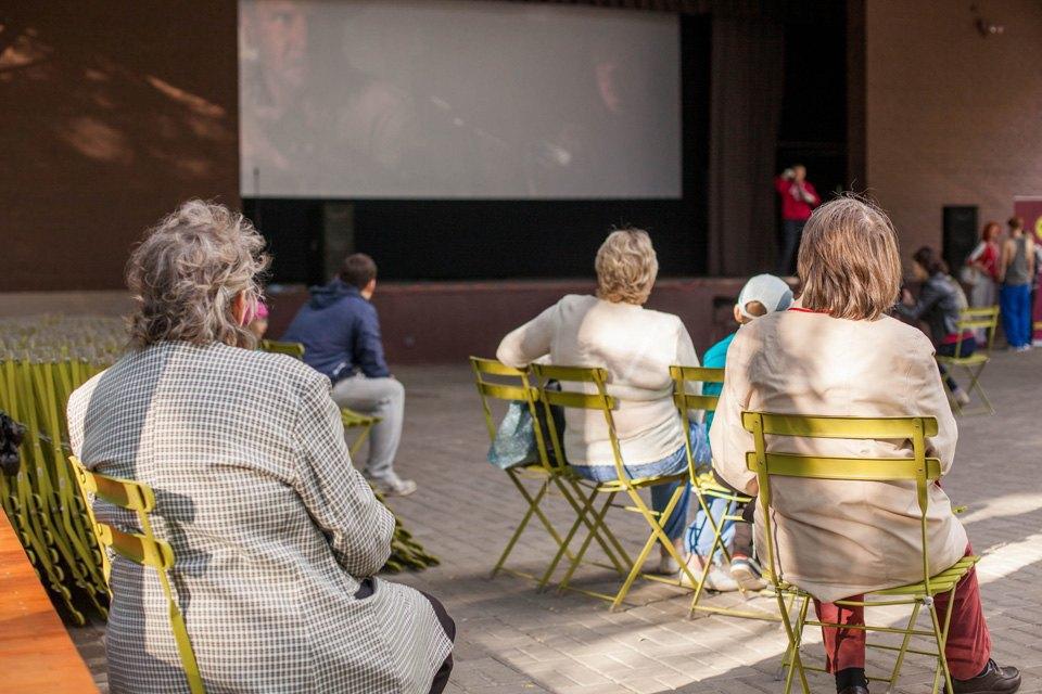 12 кинотеатров под открытым небом вМоскве. Изображение № 12.