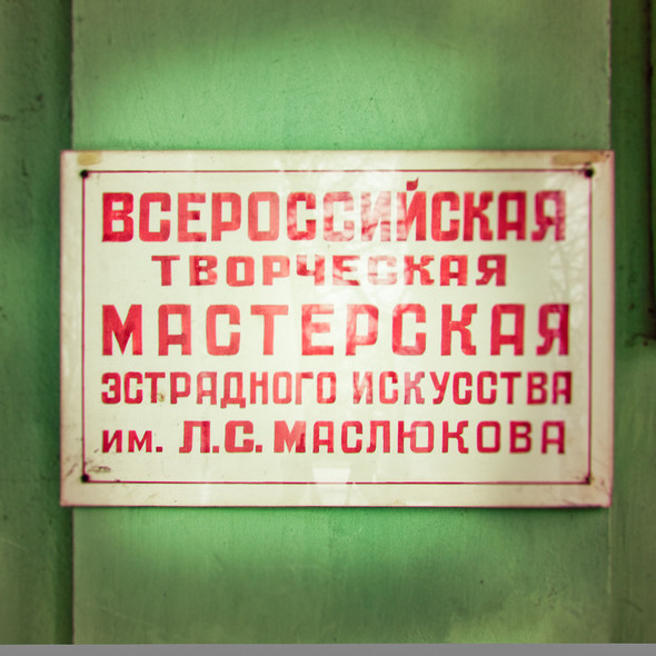 В зоне риска: Зелёный театр на ВВЦ. Изображение № 8.