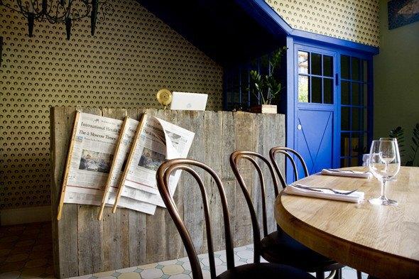Ресторан «Голубка». Изображение № 17.