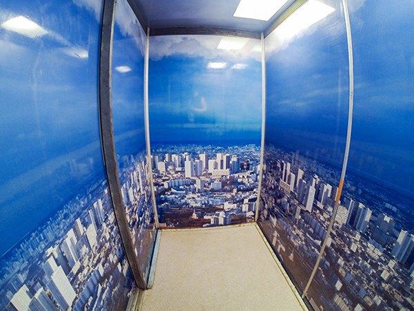 Несколько петербургских лифтов превратят в арт-объекты. Изображение № 4.