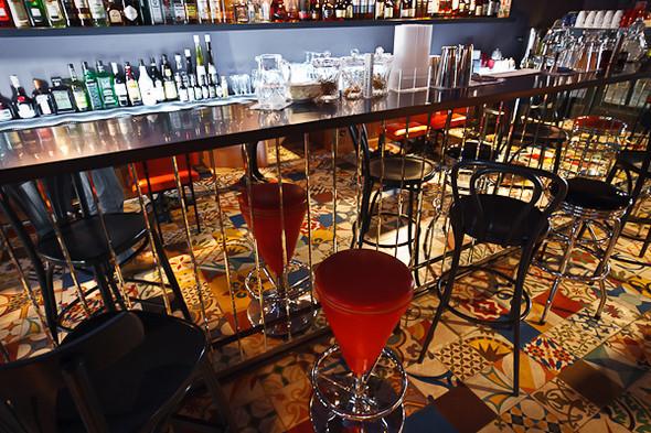 Ресторан-бар Global Point в Санкт-Петербурге —«22:13». Изображение № 27.