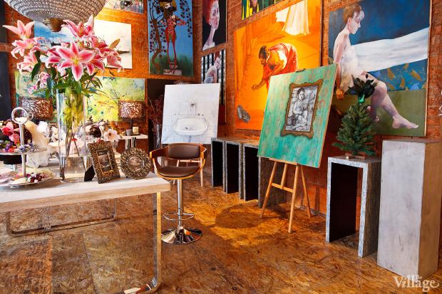 Новое место: Галерея-салон L&S Gallery. Изображение № 3.