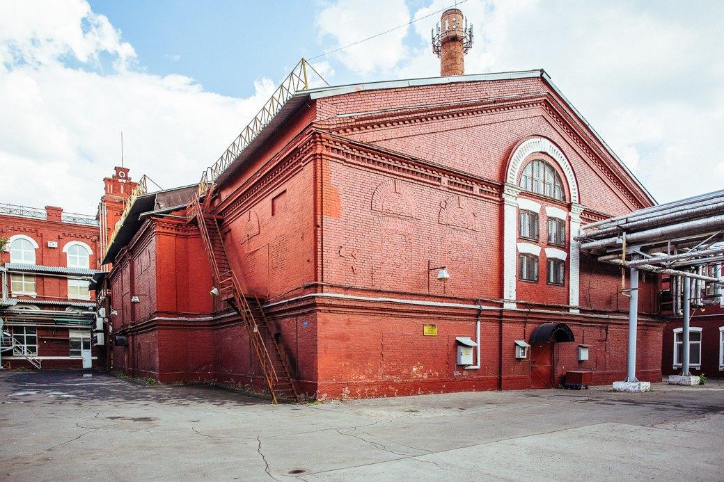 Город в городе: Как в Москве создают креативный кластер «Кристалл» . Изображение № 4.