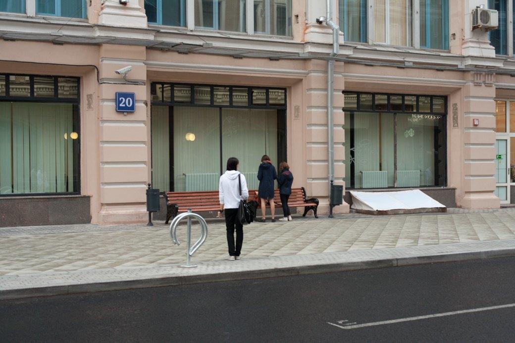 Берегись пешехода:  Большая Ордынка, Мясницкая иПатриаршие пруды после реконструкции. Изображение № 9.
