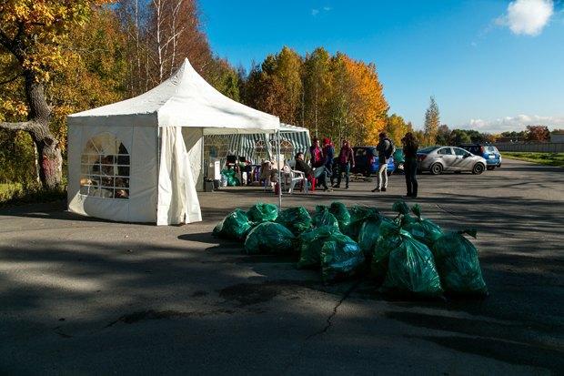 Как превратить сбор мусора в городскую игру . Изображение № 5.