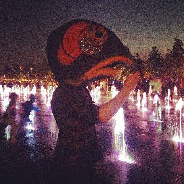 «Ночь вмузее» вМоскве вснимках Instagram. Изображение № 9.