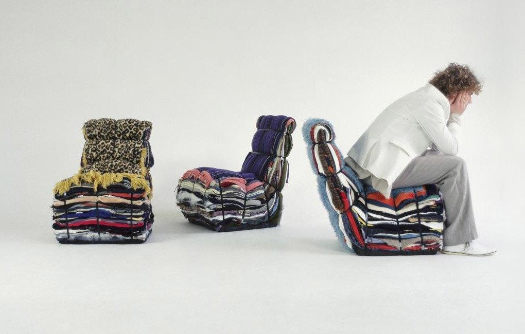 Пять стульев, которые изменили историю дизайна. Изображение № 5.