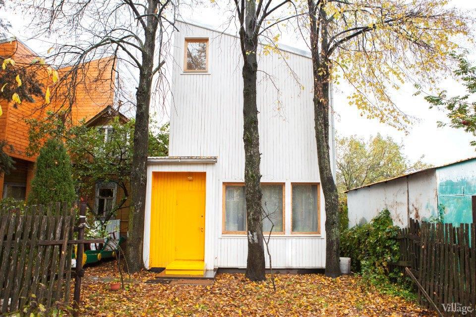 Интерьер недели (Подмосковье): Загородный семейный дом. Изображение № 4.