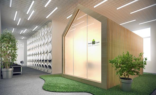 Проект офиса в стадии строительства.. Изображение № 21.