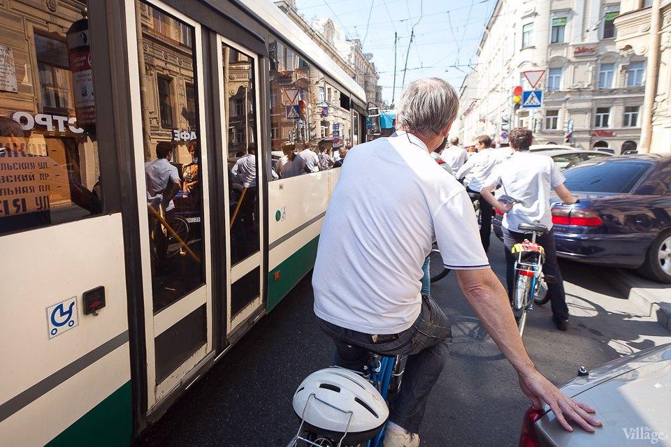 Где наши мигалки: Как петербургские депутаты пересели на велосипеды. Изображение № 20.