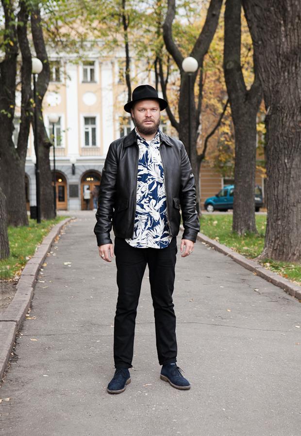 Внешний вид: Владимир Ковановский, музыкант и блогер. Изображение № 1.