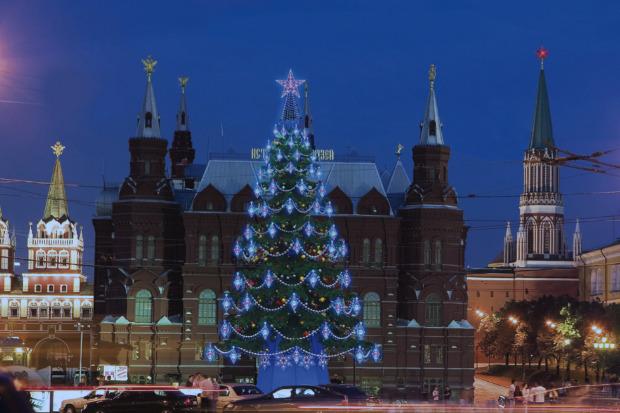 Великие луки: Как украсят Москву к Новому году. Изображение № 52.