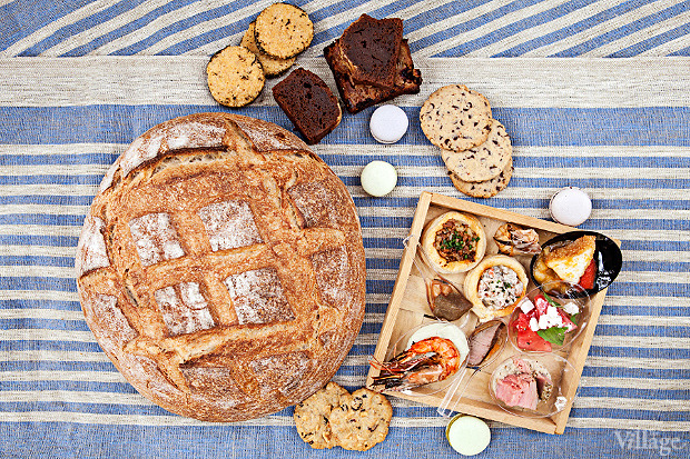 Кафе-пекарня «Булка»: хлеб, печенье, дегустационный сет из новых блюд. . Изображение № 1.