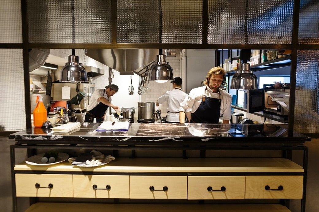 15 Kitchen+Bar. Изображение № 12.