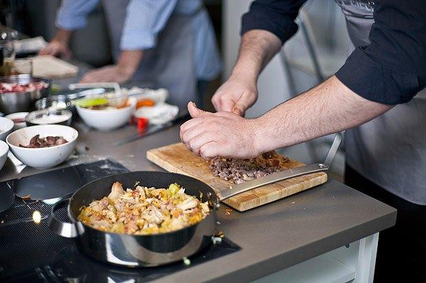 Шеф дома: Грузин и итальянец готовят по рецептам бабушек. Изображение № 108.
