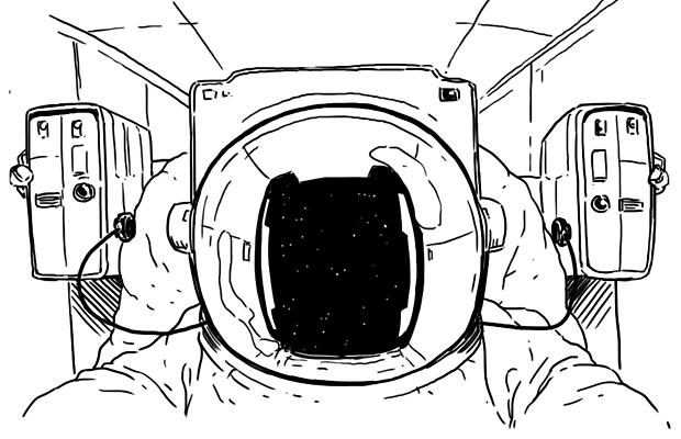 Как всё устроено: Полёт в космос. Изображение № 2.