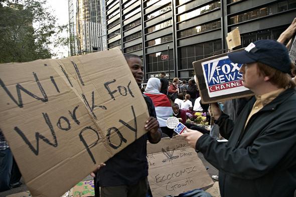Народ против: Главные протесты 2011 года. Изображение № 42.