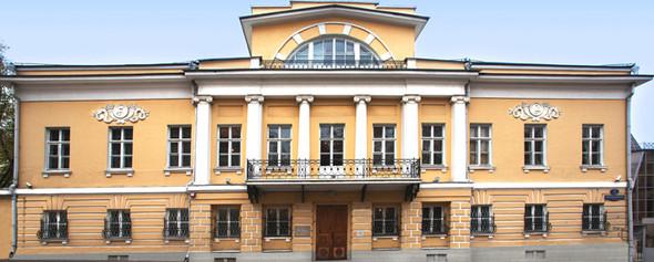 Пушкинский музей: Проект реконструкции. Изображение № 29.