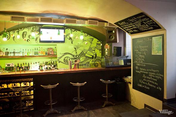 Новое место (Петербург): 360 Riders Bar. Изображение № 10.