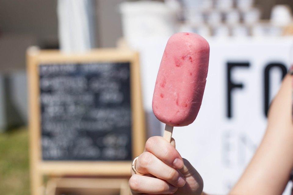 Клубничное мороженое шеф-повара Food Embassy Дэниела Фиппарда. Изображение № 15.
