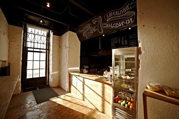 Новое место: кафе «7сэндвичей» около «Винзавода». Изображение № 2.