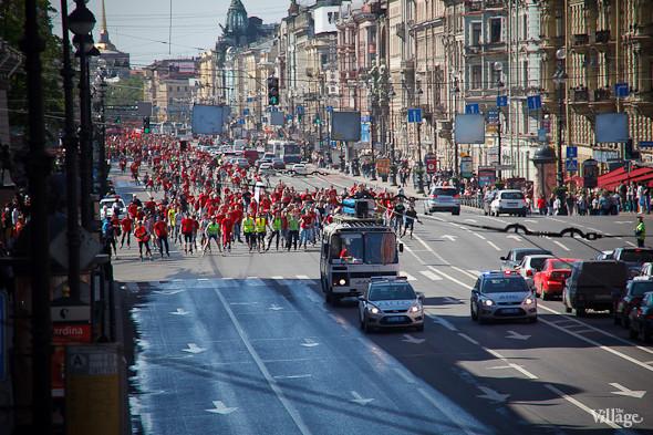 Спорт в городе: Пробег роллеров, велопарад и «Русская пробежка». Изображение № 16.