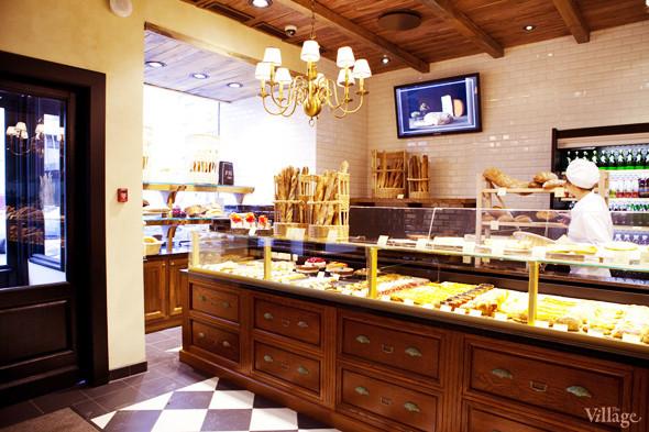 Новое место: кафе и пекарня Paul. Изображение № 2.