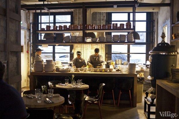 Ресторан«Уголёк». Изображение № 14.
