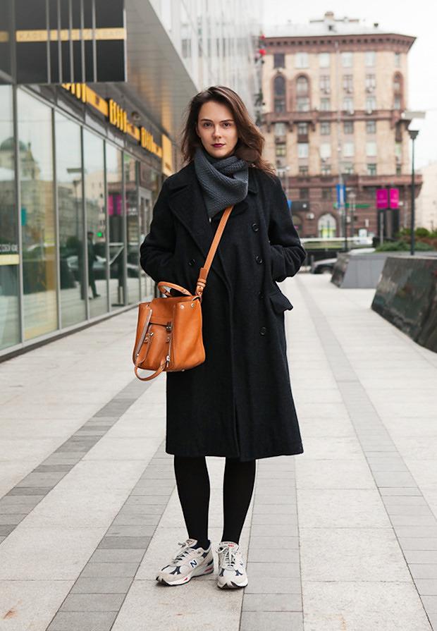 Внешний вид: Ксения Тишкевич, бизнес-аналитик. Изображение № 1.