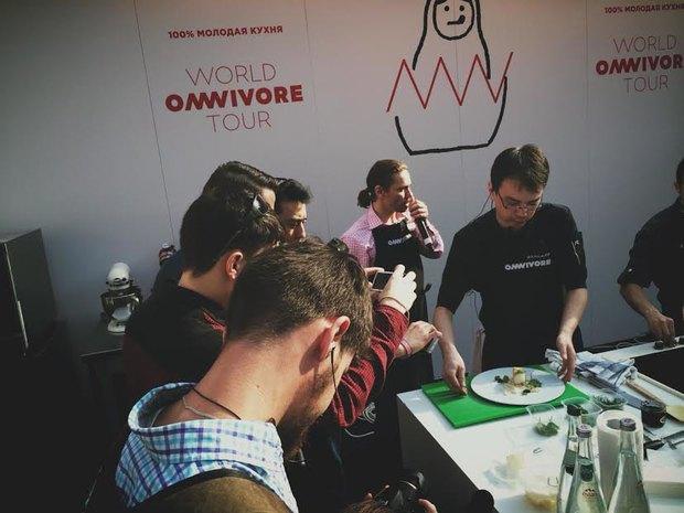 Трансляция Omnivore: Второй день гастрономического фестиваля. Изображение № 65.