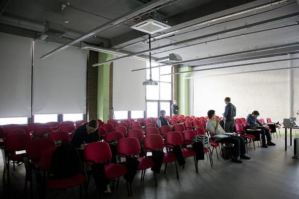 Изображение 8. Новое Место: Британская высшая школа дизайна.. Изображение № 7.