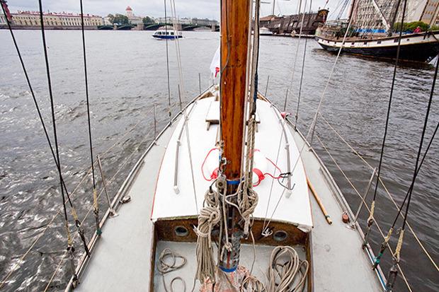 Капитан, улыбнитесь: Владельцы яхт в Петербурге. Изображение № 5.